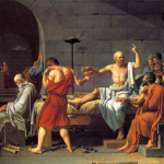 David. La mort de Socrate (1787) - Metropolitan Museum of Art