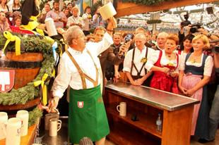 Oktoberfest : Munich reine de la bière