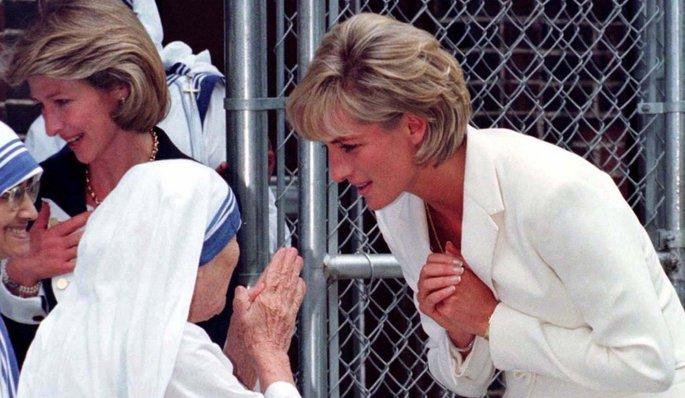 Lady Diana, princesse engagée
