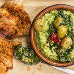 guacamole-olives