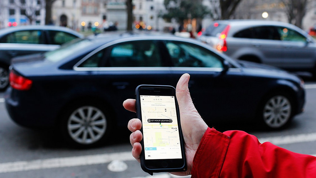 Uber. Image du domaine public