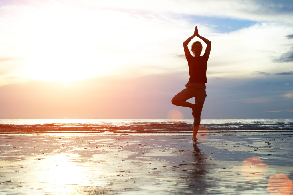Yoga équilibre